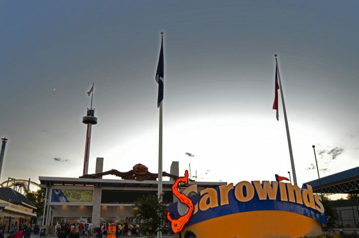 New Attractions for Halloween at Carowinds