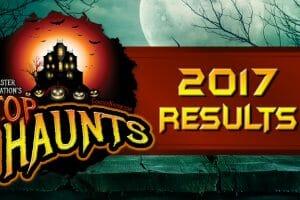 Top 31 Haunted Attractions 2017