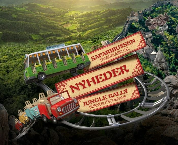 New Family Coaster Set To Debut At Djurs Sommerland In 2018