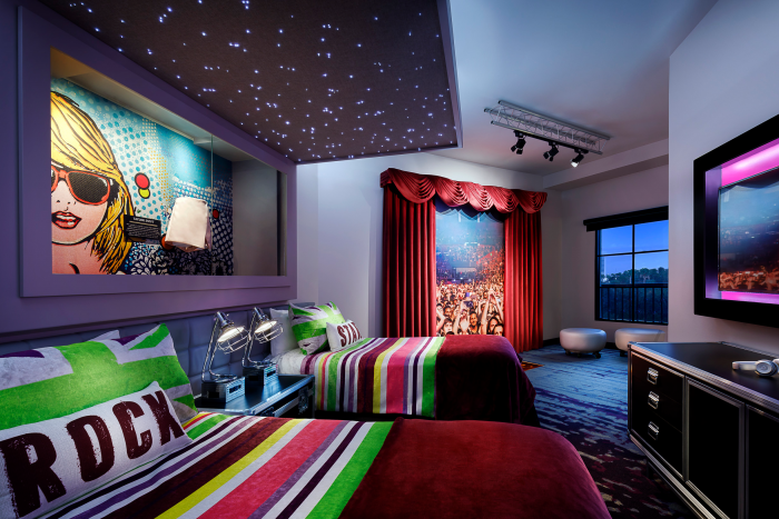 Rock Star Suites Now Available At Universal Orlando's Hard Rock Hotel