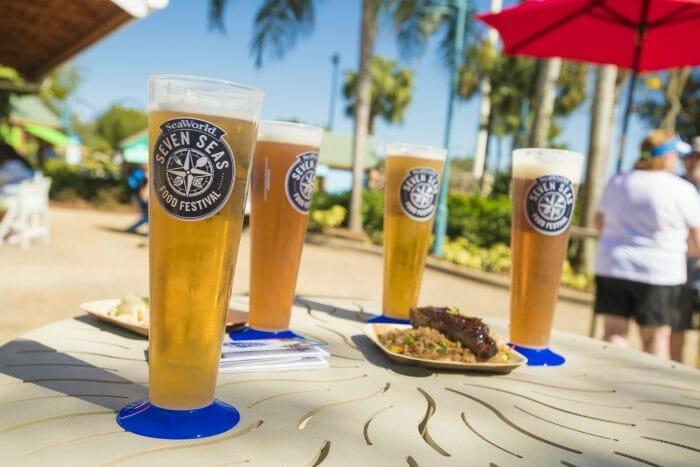 SeaWorld's Seven Seas Food Festival Returns To Orlando