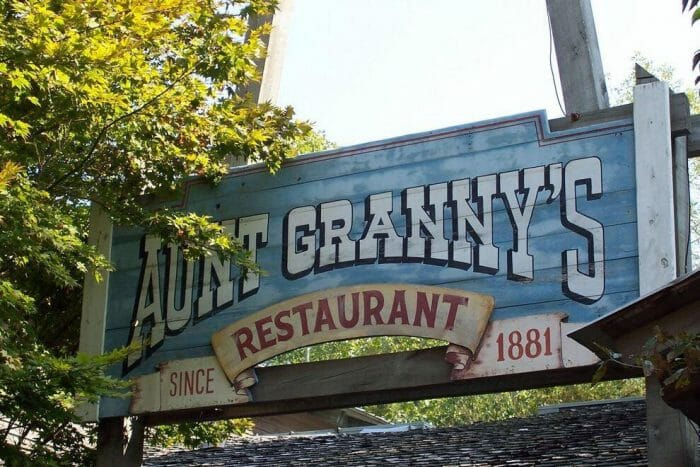 Dollywood's Aunt Granny's Receives A New Look And New Menu Items