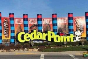 Cedar Point 2019 Calendar