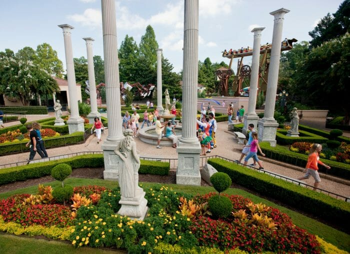 8 Busch Gardens Williamsburg Named Worldu0027s Most Beautiful Theme Park For  28th Consecutive Year