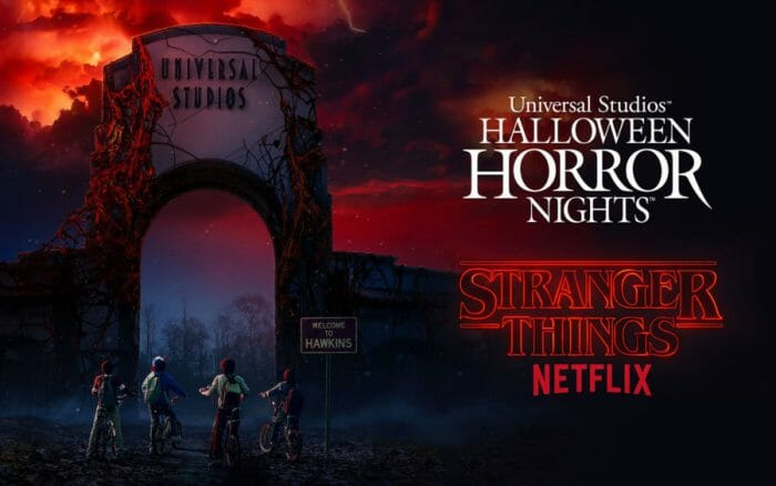 """First Look At New """"Stranger Things"""" Maze For Hollywood Horror Nights"""