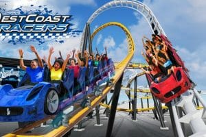 West Coast Racers Debuting at Six Flags Magic Mountain in 2019