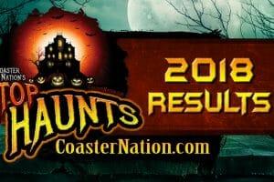 Top 31 Haunted Attractions 2018