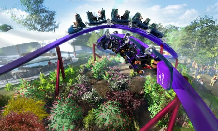 SeaWorld San Diego Announces New Coaster, Pass Plan, and Numerous Events For 2019