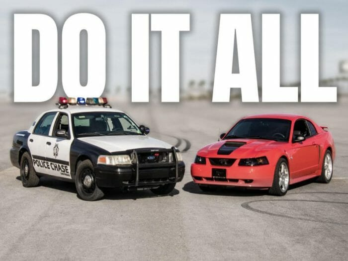 World's First Police Chase Experience Opens in Las Vegas