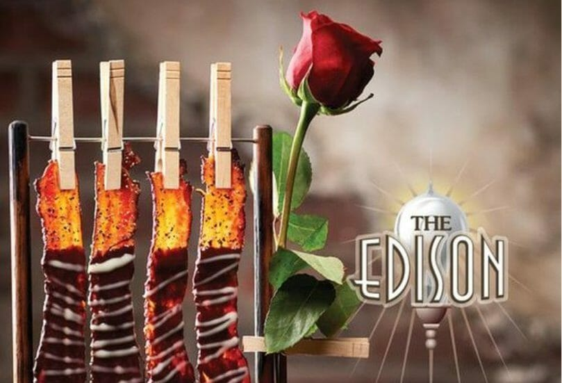 Celebrate Valentine's Day At The Edison in Disney Springs