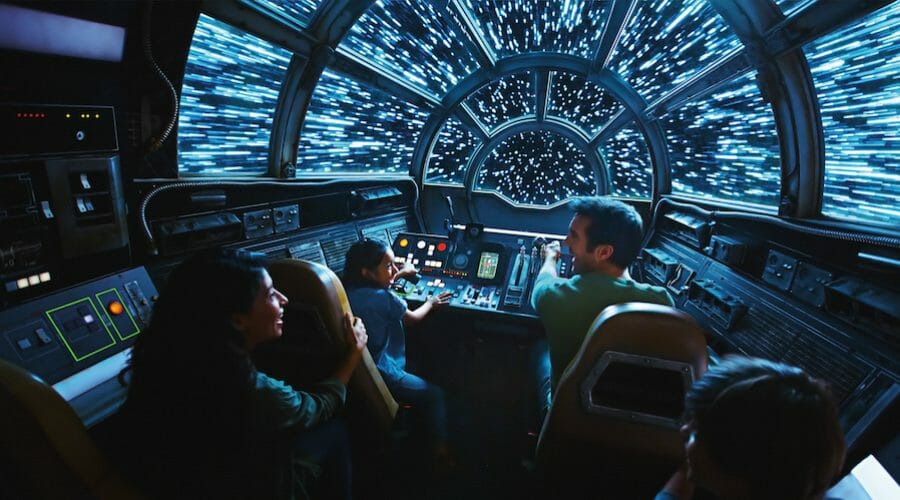 Disney's New Star Wars: Galaxy's Edge Has Its Opening Dates – With Fine Print
