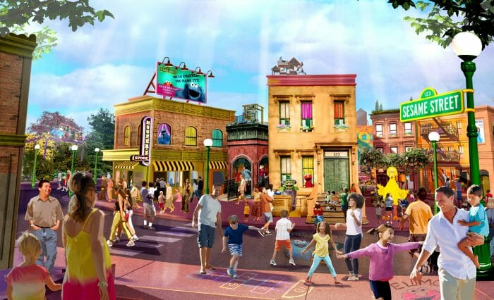 Sesame Street at SeaWorld Orlando Opening Date Revealed