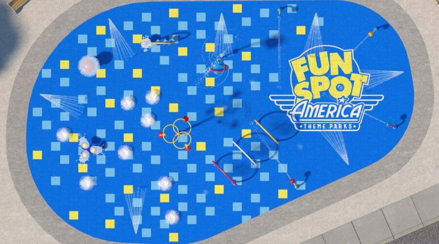 New Interactive Water Experience Coming To Fun Spot Orlando