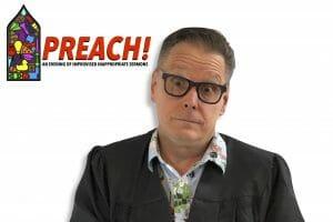 PREACH! Improv Comedy Show Coming To Tampa