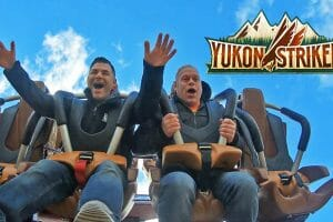 Yukon Striker – The World's Tallest, Fastest, And Longest Dive Coaster Debuts At Canada's Wonderland