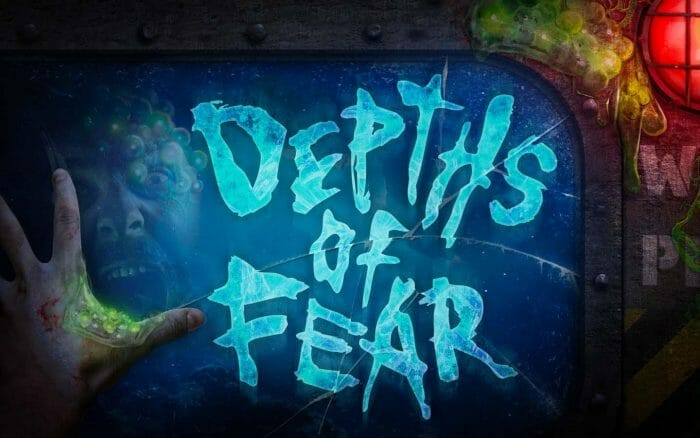 Universal Orlando Reveals New Halloween Horror Nights Haunt DEPTHS OF FEAR