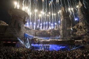 Star Wars: Galaxy's Edge Makes History with Epic Debut at Disneyland in California