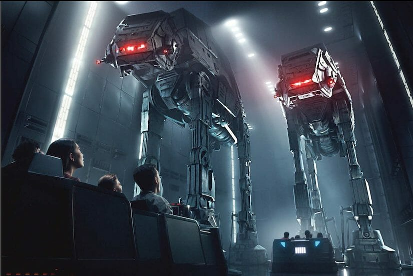 Star Wars Rise of The Resistance Opening Dates Revealed for Walt Disney World And Disneyland
