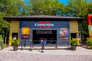 Triotech Sets Up Its First XD Dark Ride Interactive Theatre in the Granby Zoo