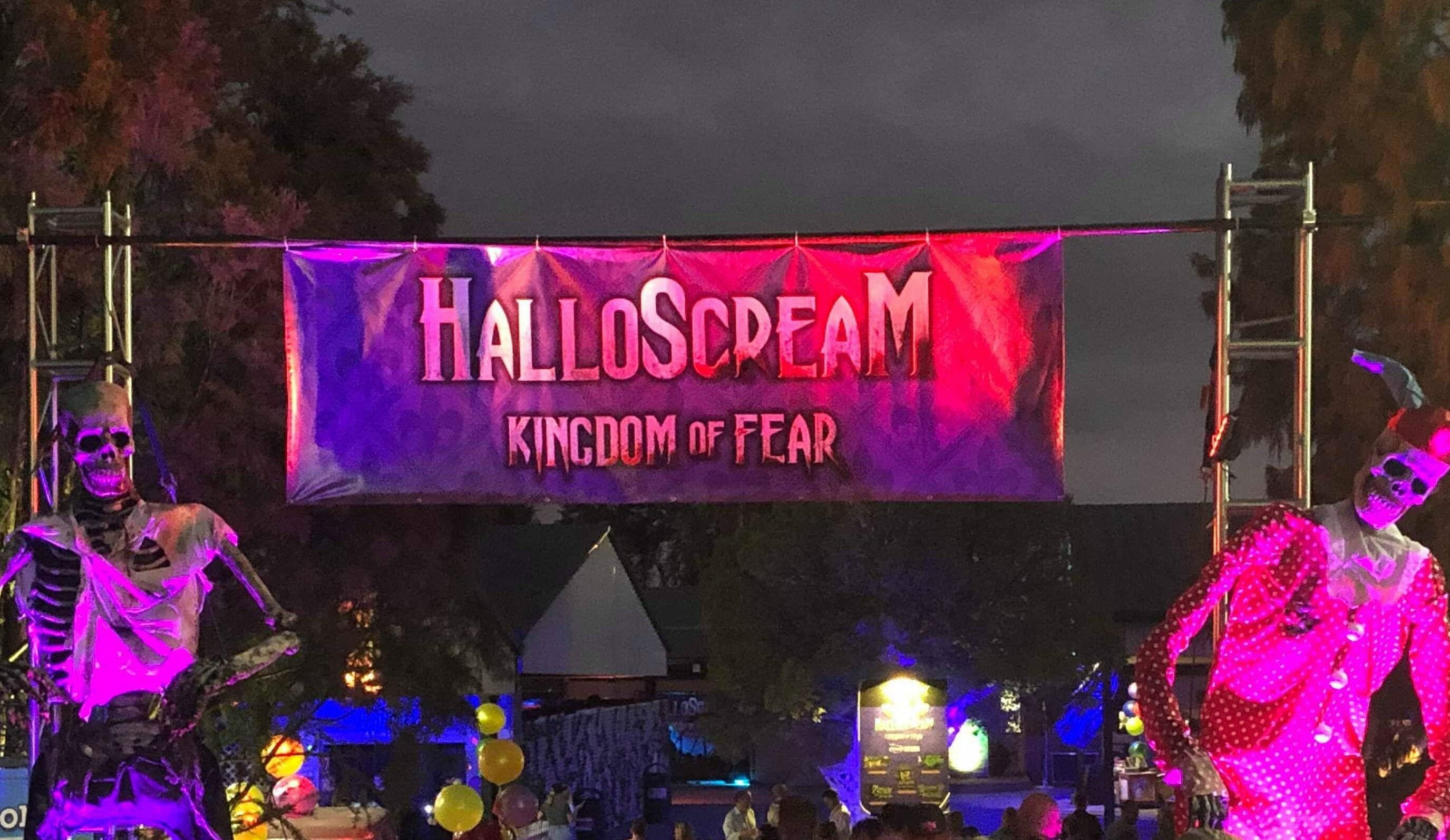 Kentucky Kingdom Introduces New HalloScream Halloween Event